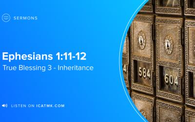 True Blessing 3 – Inheritance