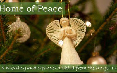 Sponsor An Angel Tree Child – November and December