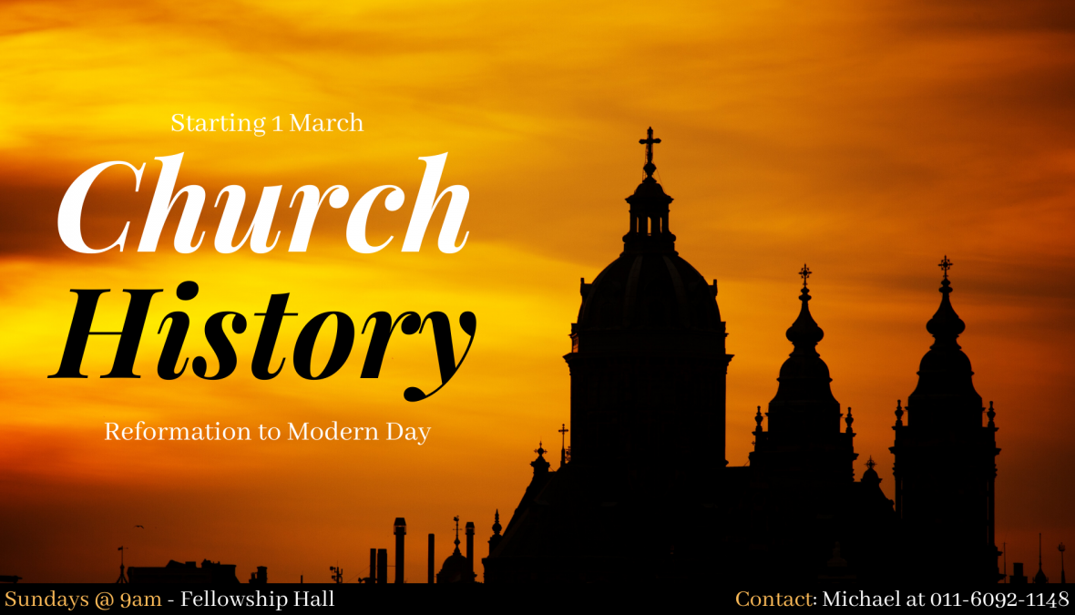 Adult Bible Study –  starting 1 March
