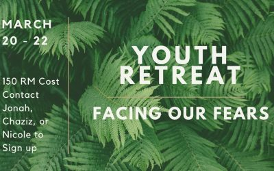 Youth Retreat – March 20-22