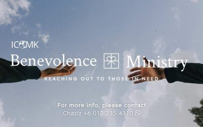 Benevolence Ministry – support is available for those in crisis situations