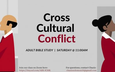 Cross Cultural Conflict