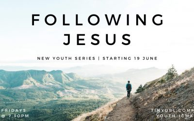 Friday Youth study – starting 19 June, Fridays at 7:30 on Zoom