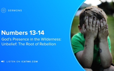 Unbelief: The Root of Rebellion