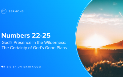 The Certainty of God's Good Plans