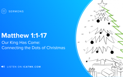 Connecting the Dots of Christmas