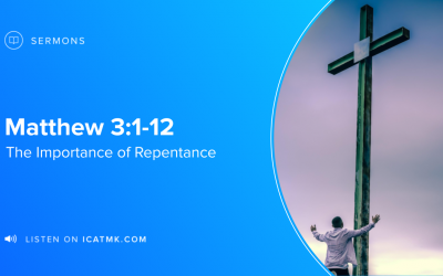 The Importance of Repentance